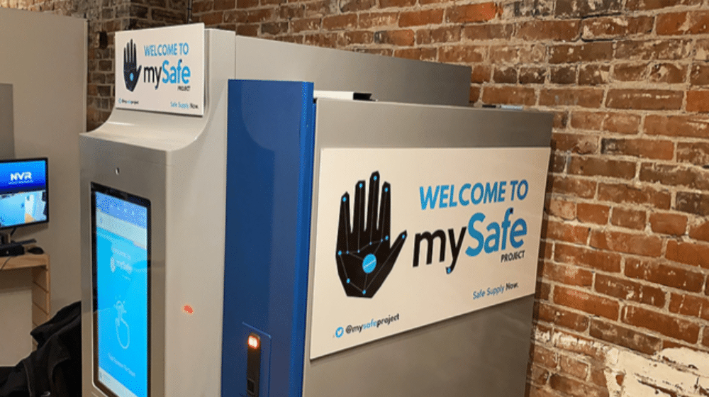 Canada's Safe-Supply Vending Machines Project Is Even More Important Now